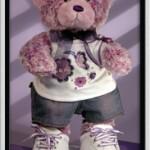 Grease 2 Paulette Bear
