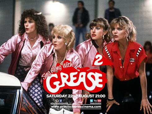 Grease 2 Sing-a-long Prince Charles